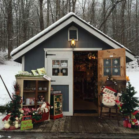 Maple Hollow Farm Christmas Shop